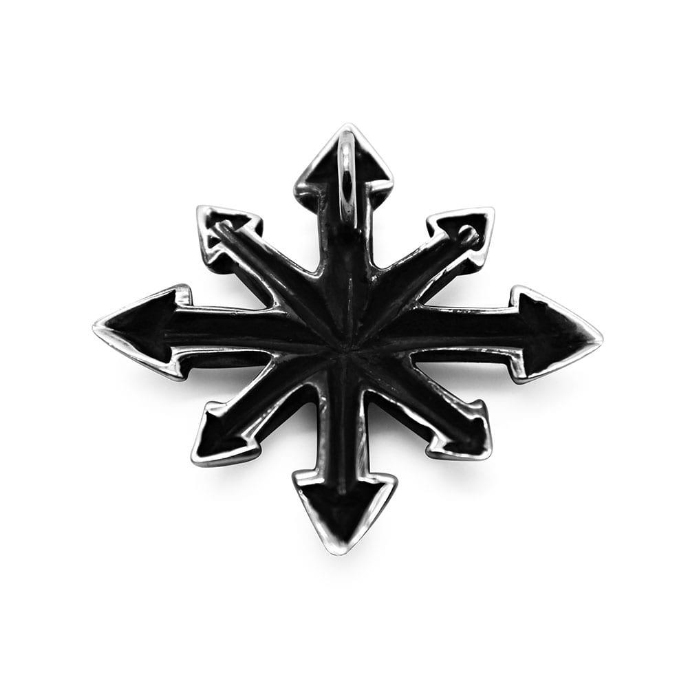 Chaos star pendant hjlte jewellery chaos star pendant aloadofball Gallery